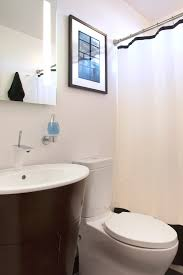 ronbow in Powder Room Contemporary with Ronbow Vanities next to