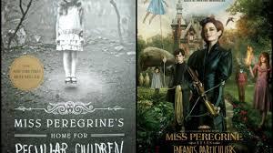 Miss Peregrine : du livre au film