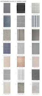 affordable area rugs. Emily Henderson Roundup Affordable Rugs Under 450 Area R