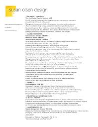Resume Templates Floral Design Examples Manager Sample Unique
