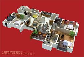 3 Bedroom Luxury Apartments