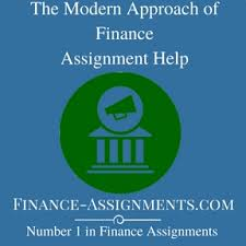 the modern approach of finance homework help finance assignment help the modern approach of finance homework help