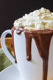cup of hot chocolate with whipped cream. Interesting Hot Cioccolata Calda Italian Hot Chocolate With Orange Whipped Cream Throughout Cup Of Chocolate With F