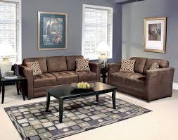 Serta Living Room Furniture Serta Upholstery Sienna Chocolate Sofa Loveseat Furniture
