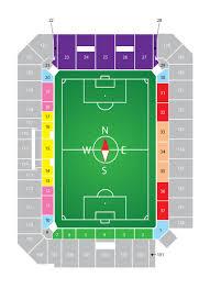 Stadium Maps Orlando City Soccer Club