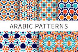 Islamic Geometric Patterns Adorable Islamic Seamless Moroccan Pattern Graphic Patterns Creative Market