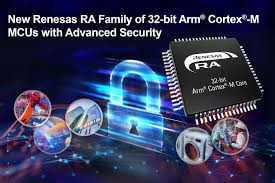 Renesas Design Renesas Electronics Unveils Ra Family Of 32 Bit Arm Cortex M