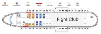 United Economy Plus Seating Chart