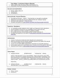 Vp Sales Resume What Type Resumes Do Employers Free Fast Resume