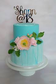 Debut Cake Design Turqouise Debut Cake Cakecentral Com