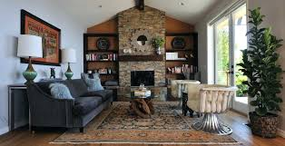 fireplace accent wall fireplace accent wall family room contemporary with