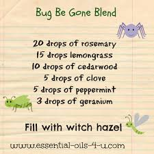 homemade bug repellent is free of harmful chemicals and is safe for children and pets