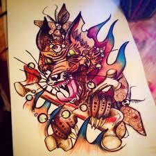 эскиз татуировки для мужчин 33698 тату салон дом элит тату