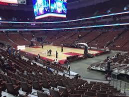 Honda Center Section 218 Basketball Seating Rateyourseats Com
