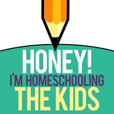 Honey! I'm Homeschooling The Kids