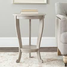 cool round side table aero grey round side table