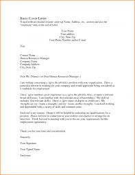 Cover Letter Basics Photos Hd Goofyrooster