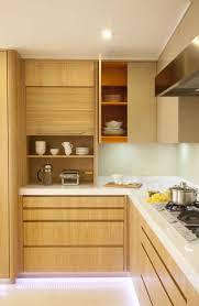 limed oak kitchen units: