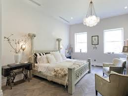 Indian Inspired Bedroom Interior In Neutral Color (Image 15 of 30)