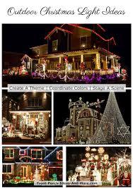outdoor christmas lighting ideas. Find Lots Of Outdoor Christmas Light Ideas To Brighten Your Holidays. #outdoorchristmaslights #Christmasdecorationideas Lighting I