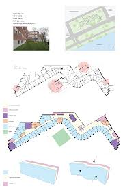 Dormitory Design Concept Comprehensive Design 301 Student Housing Baker House