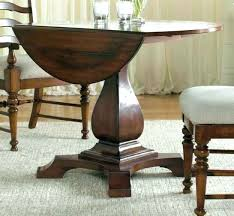 round pedestal table with leaf drop leaf pedestal table furniture place round drop leaf pedestal round pedestal table with leaf