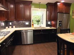 Small Kitchen Black Cabinets Kitchen Fresh Collection Cabinet In Kitchen Design Small Kitchen
