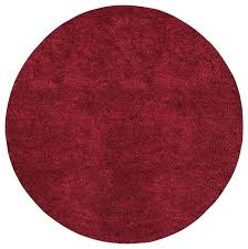 red plush rug 1 area large