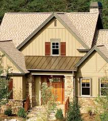 The Riva Ridge Plan   Traditional   Exterior   charlotte   by    Attached is a closeup view of the exterior   perhaps you can take it to SW and see if they can suggest other possibilities  I wish we could be of more help