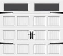 cottage garage doorsStratton 138  Residential Garage Doors Manufacturers  Garaga