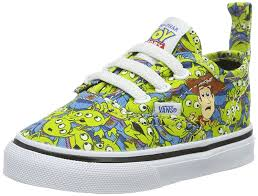 vans toy story. amazon.com | vans kids\u0027 authentic v lace toy story (toddler) sneakers