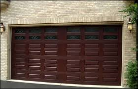 outdoor fiberglass garage doors