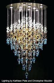 diy glass bottle chandelier glass bottle chandelier i had to share this gorgeous recycled glass chandelier