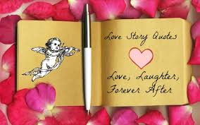 Love Story Quotes Magnificent Love Story Quotes Love Laughter Foreverafter