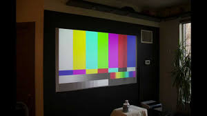 projector wall paintDIY Goo paint projector screen  YouTube
