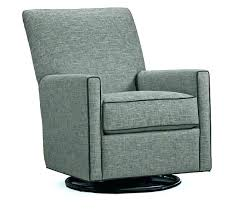 glider rocker black swivel recliner chair monarch bonded leather