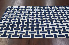 navy blue and white area rugs new navy blue patterned rug area rug ideas