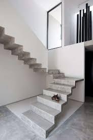 Concrete Stair Design For Small House Concrete Stair Design For Small House Minimalist Interior
