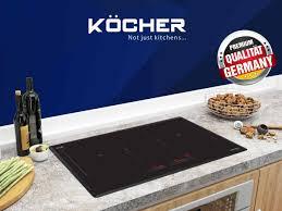 Đánh giá bếp từ Kocher DIB4-888 - Khi inverter trở thành phổ thông