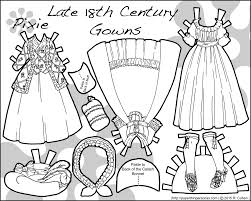 a png to print and color more pixie puck printable paper dolls