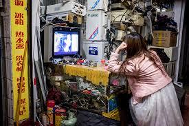 tv repair shop. tv repair shop, guangzhou, china tv shop