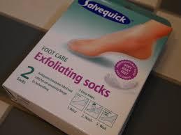 Tappar hud på fötterna