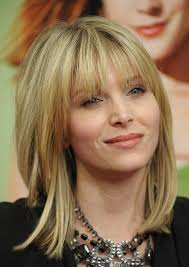 Hair Style For Long Hair With Bangs the best hairstyles for heartshaped faces heart shape face 8784 by wearticles.com
