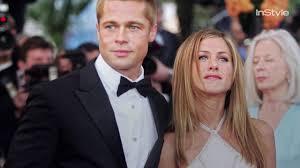 Jennifer Aniston and Brad Pitt Reunion ...