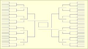 Excel Ncaa Tournament Bracket Tournament Bracket Generator Excel What I Wish Everyone
