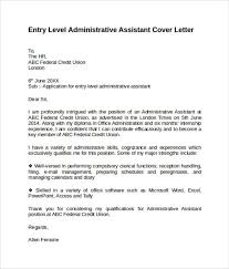 administrative assistant cover letter 9 free samples examples d0e43dcb