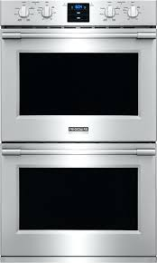 professional double electric wall oven hover to zoom a main frigidaire double wall oven 27 professional