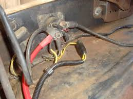 g wire help ford truck enthusiasts forums the harness should look and function as pictured below ignore the text for the ammeters