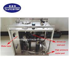 Water Pressure Chart Recorder Water Pressure Test Pump With Round Chart Recorder
