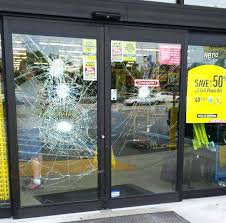 window repair jacksonville fl image of a shattered glass door on a front in fl fogged window repair jacksonville fl